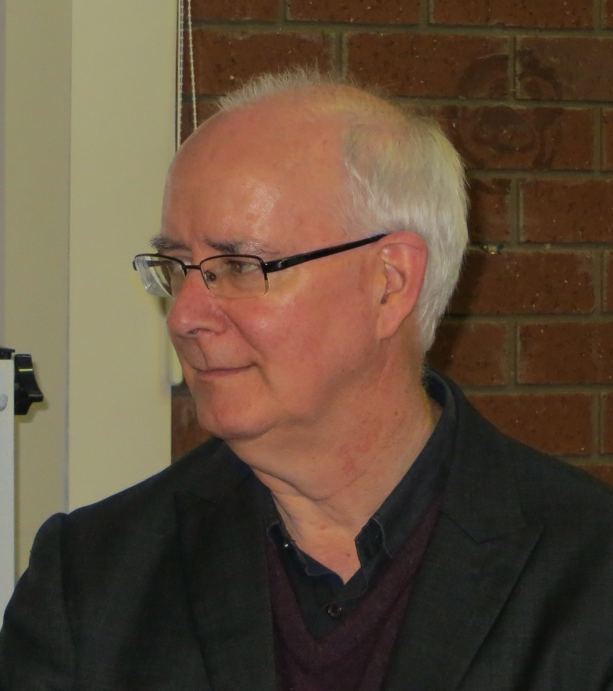 Rev Peter Gaydor-Whyte