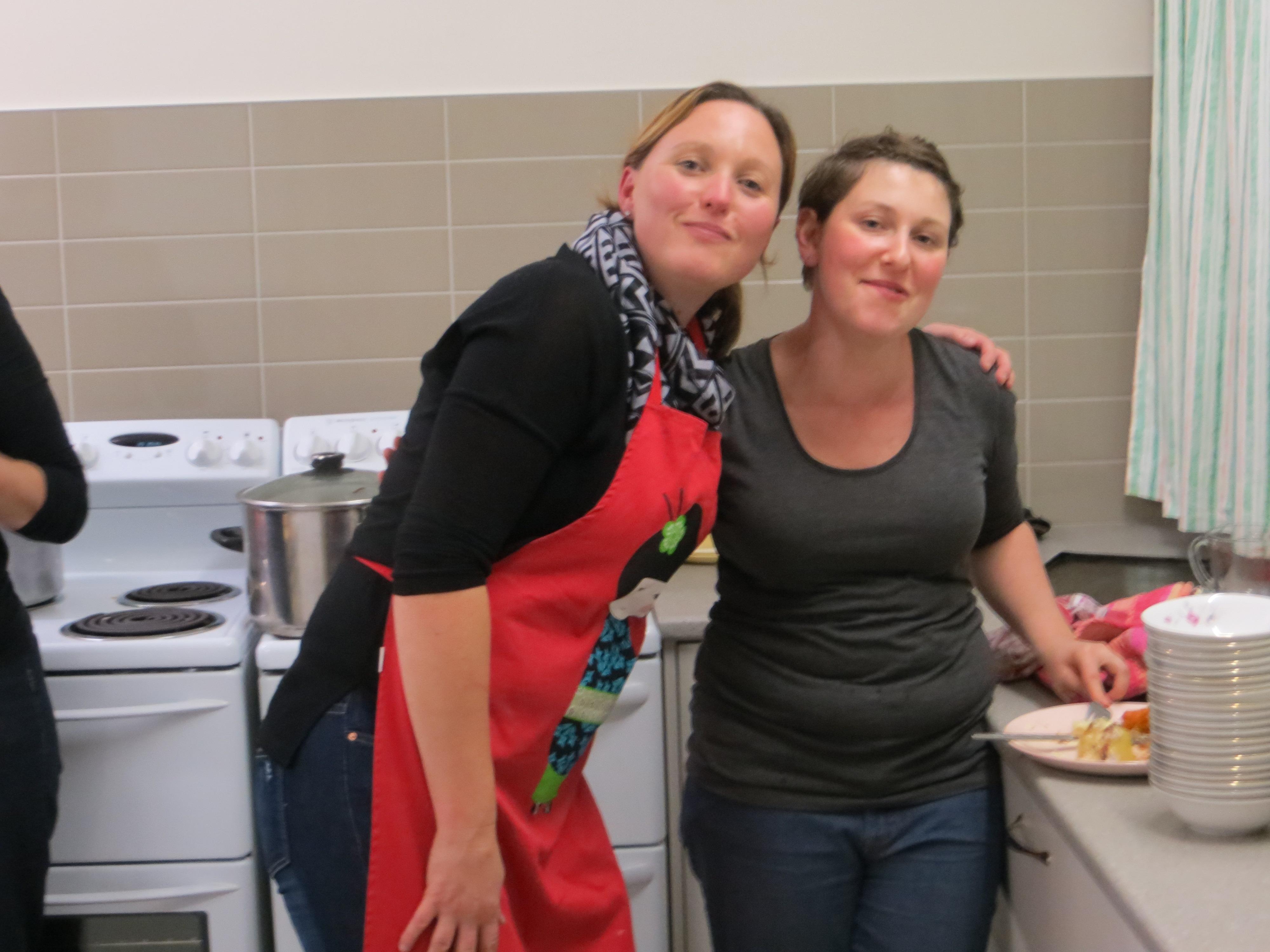 Renee&Wendy