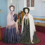 Misses Drysdale & Newcomb models
