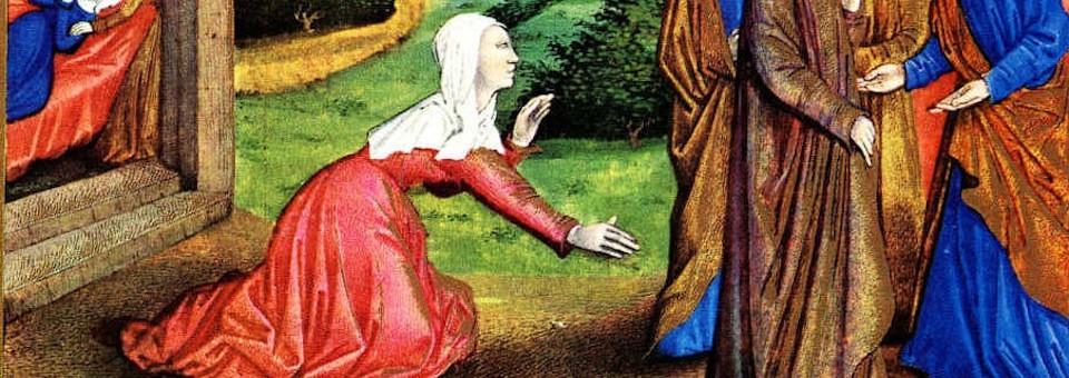 A woman's faith